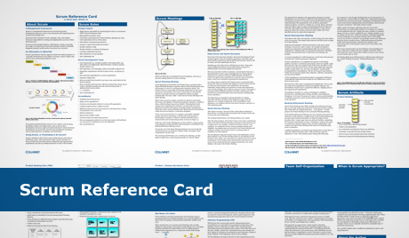 Scrum-Reference-Card